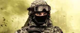 Мой солдатик