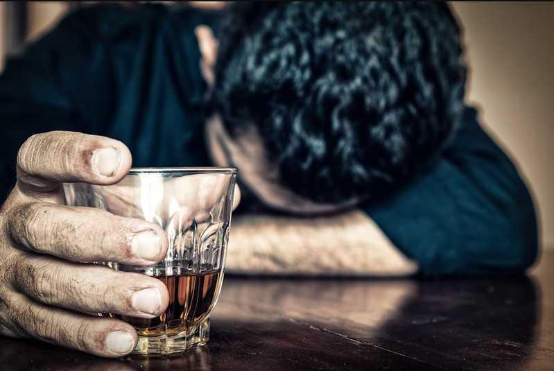 проблема, гибнущие в алкоголе картинки помощью