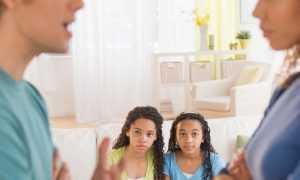 Конфликты – причины разлада в семье