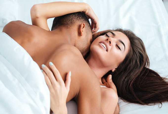 Все, чего женщина хочет от мужчины, — верности и opgазмoв
