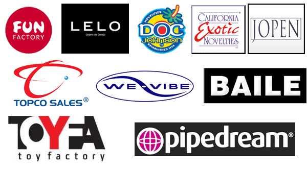 Производители вибраторов - популярные бренды секс игрушек