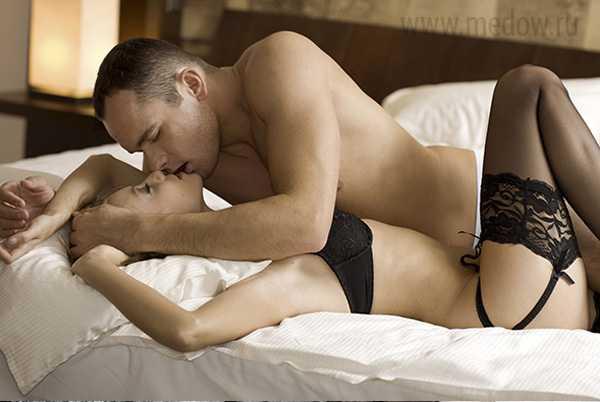 Красивый секс с любимой