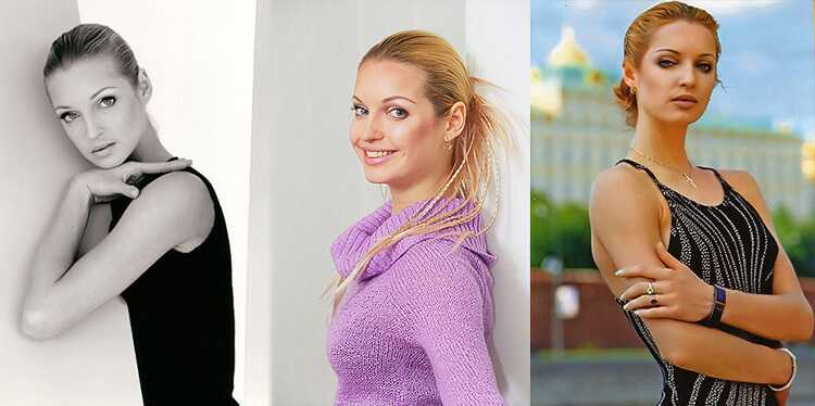 Анастасия Волочкова балерина