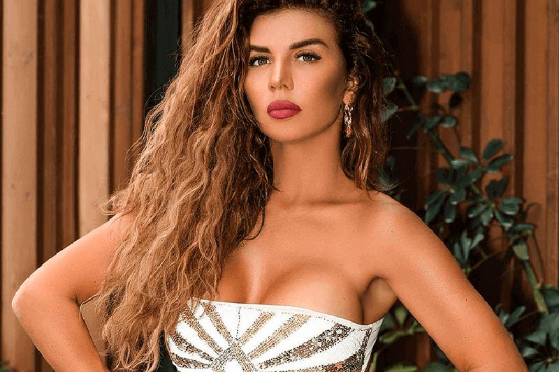Анна Седокова сегодня