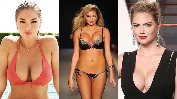 Кейт Аптон увеличение груди