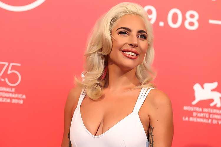 Леди Гага сегодня