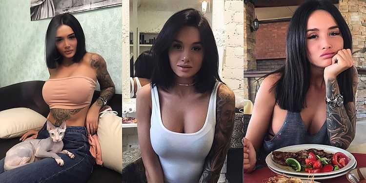 Марина Мексика увеличила грудь