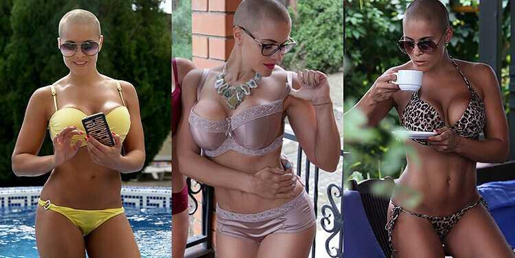 Марина Вовченко увеличила грудь
