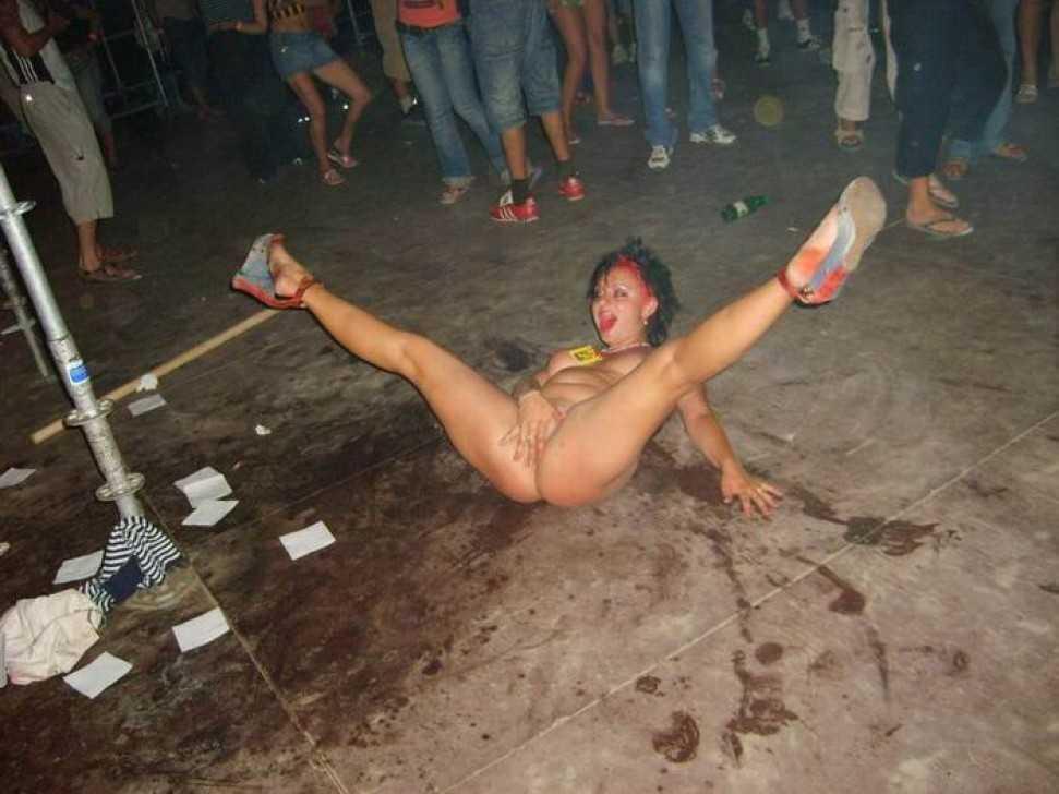 была какая смотреть фото голых пьяных девушек это бывает редко
