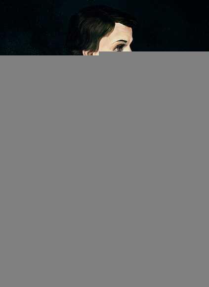 Стоящая обнаженная 1993 Джон Керрин