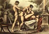 Поль Авриль - французский художник, известный своими иллюстрациями эротической литературы.