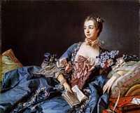 Маркиза де Помпадур, одна из самых известных любовниц.