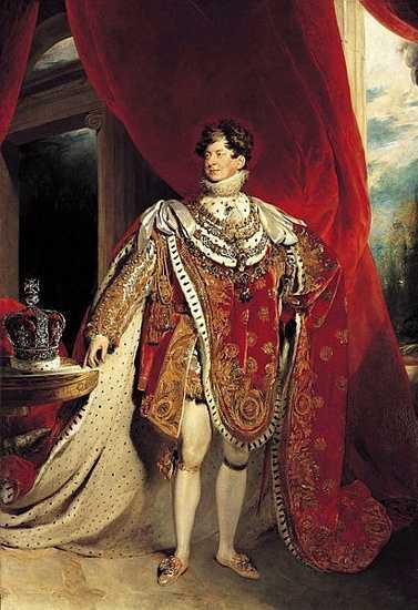 После смерти ловеласа Георга IV в его спальне было найдено 7600 локонов.
