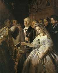 Пукирев, Василий Владимирович Неравный брак, 1862
