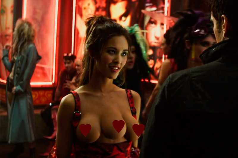 Третья грудь Jasmine Tridevil (дополнено)