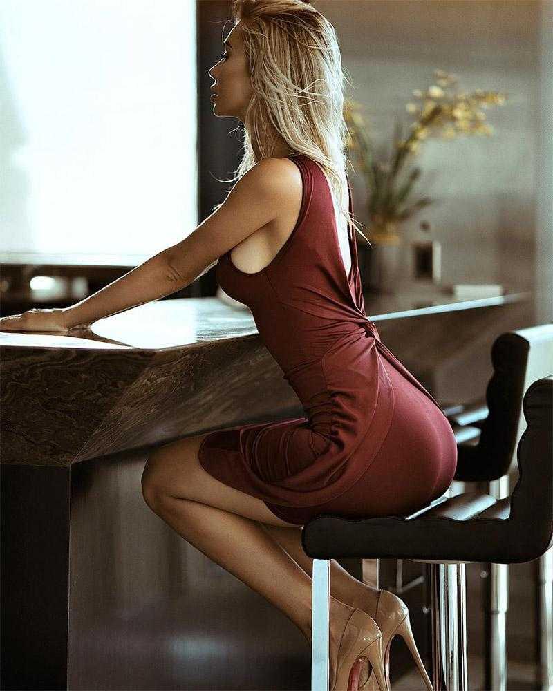 Женский характер и манера одеваться