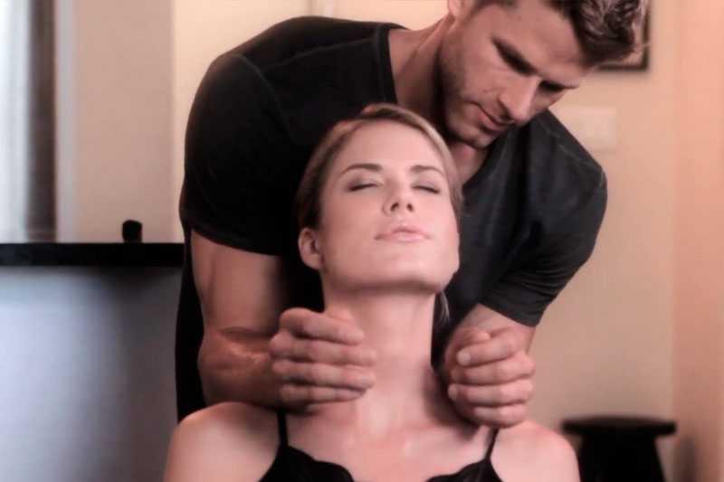 Девушки, массаж и секс