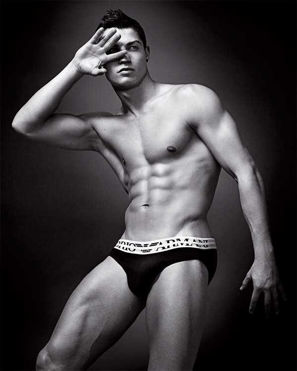 Мужчина с красивым телом
