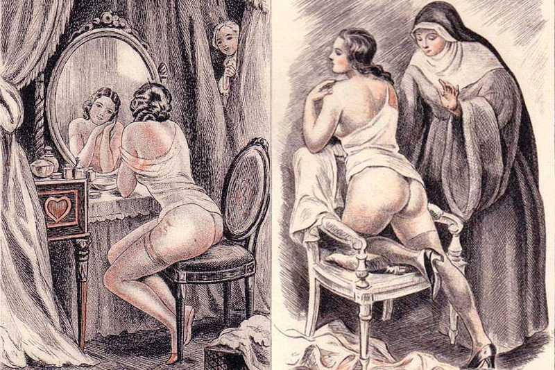Секс в Средневековье