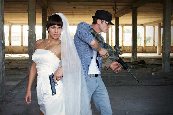 Как неудачно жениться?