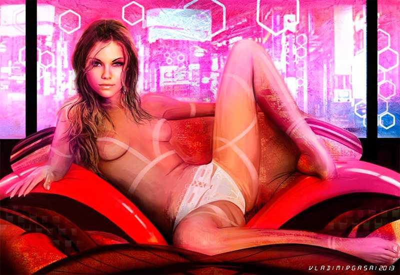 Каким будет секс будущего