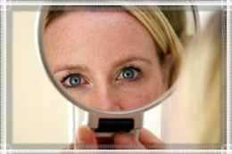 Цвет женских глаз