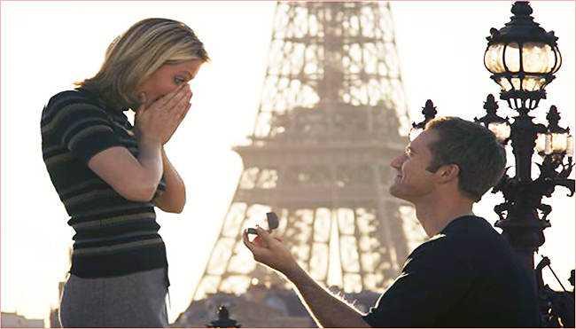 Удачный брак...