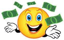 В позитиве деньги